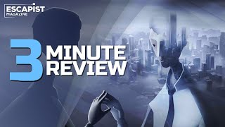 Mosaic   Review in 3 Minutes (Video Game Video Review)