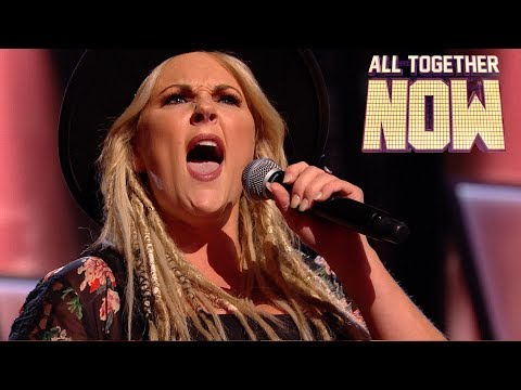 Lucy shocks The 100 with amazing Led Zeppelin performance | All Together Now