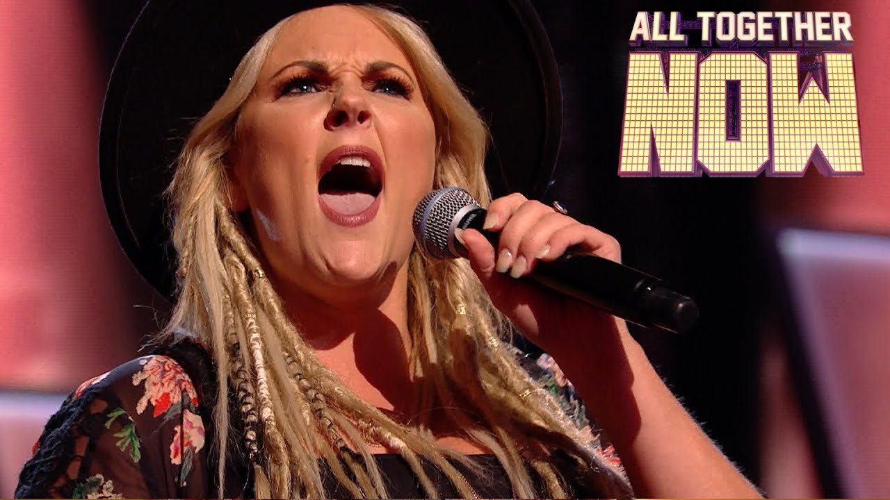 Download Lucy shocks The 100 with amazing Led Zeppelin performance | All Together Now