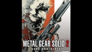 Metal Gear Solid 2: Sons of Liberty (HD Collection) Cutscenes