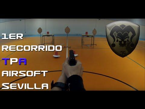 1er Recorrido TPA Sevilla | Joker Squad