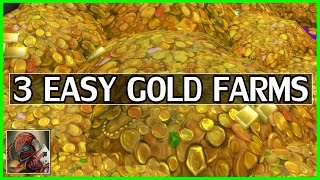 3 Easy Ways to Make Gold For Beginners [Level 100+] - WoW Legion