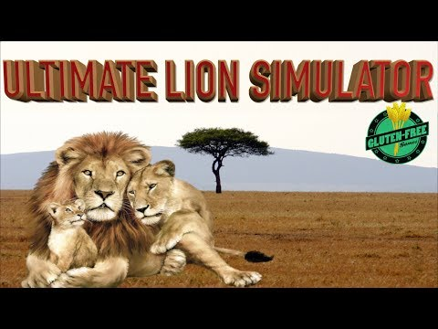 🦁Ultimate Lion Simulator- By Gluten Free Games-IOS/Android
