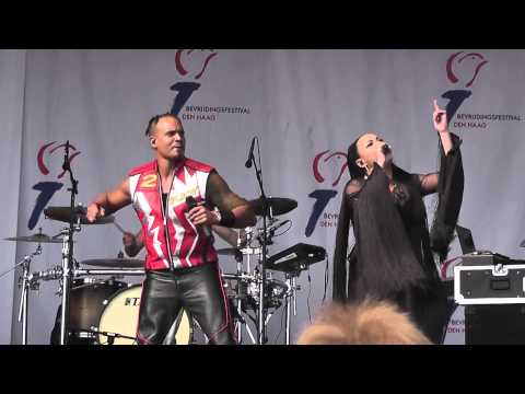 2 Unlimited - Spread Your Love - Live at Malieveld Den Haag - Bevrijdingsdag 2014