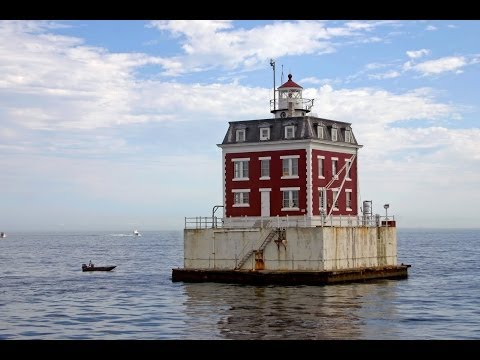 Most Haunted - New London Ledge Light House
