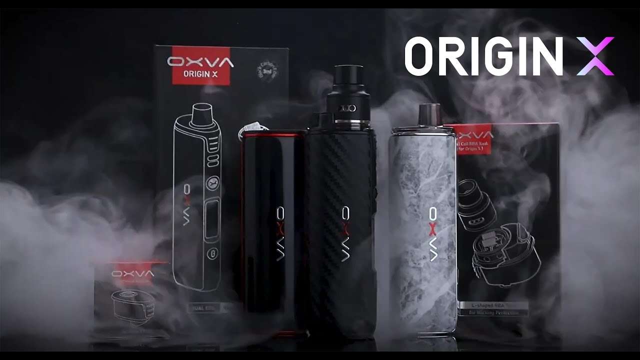 OXVA Origin X Kit. Việt Vape Club