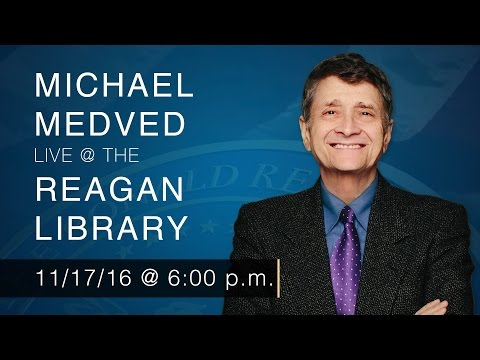A Reagan Forum with Michael Medved