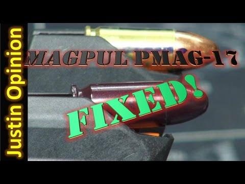 Magpul PMAG-17 Recall Pt. 2 - Fixed!