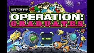 Codename Kids Next Door Operation Longplay