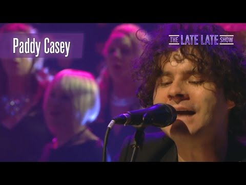 Paddy Casey - 'Saints & Sinners' | The Late Late Show | RTÉ One