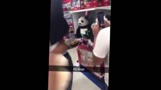 When you've had enough of the song panda