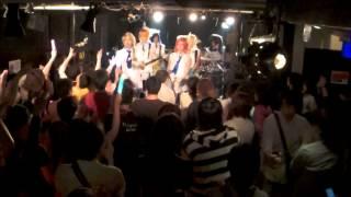 ガンランス! LIVE @ 心斎橋AtlantiQs 「ichi-page vol.4」