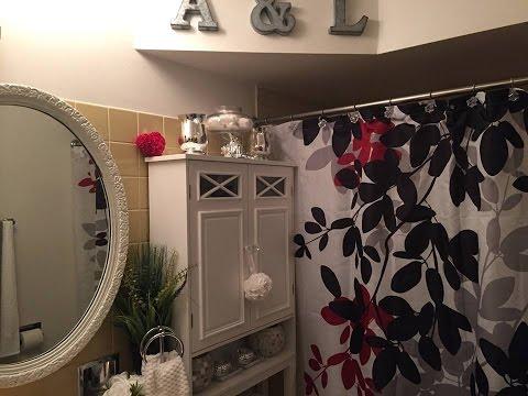 Small Bathroom Apartment Tour