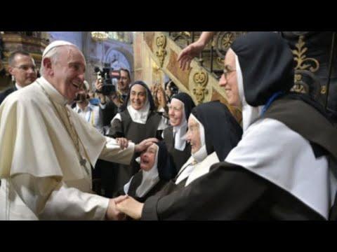 Les nonnes du Vatican en ont assez d'être asservies