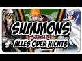 Bleach Brave Souls #1 (A Brief Glimpse)Summons.