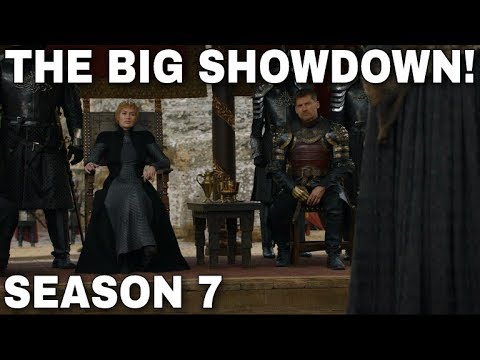 Analyzing The Biggest Leaked Scenes! - Game of Thrones Season 7 (Feat. A Don of Ice & Fire)