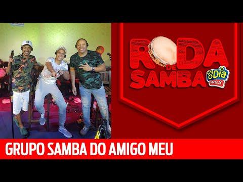 Samba do Amigo Meu na Roda de Samba da Nº1