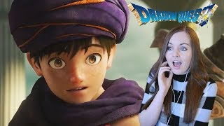 OMG I'M SHOOK!! - Dragon Quest: Your Story - Official Movie Trailer Reaction