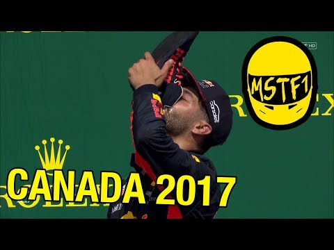 2017 Canadian Grand Prix – Mystery Science Theater F1