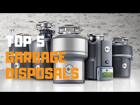 Best Garbage Disposal In 2019 - Top 5 Garbage Disposals Review
