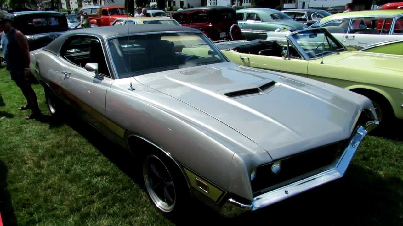 1972 ford gran torino exterior and interior 2012 granby international quebec canada youtube