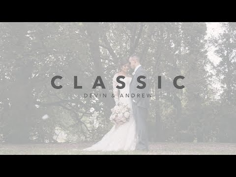 CLASSIC - A Cinematic Wedding Video