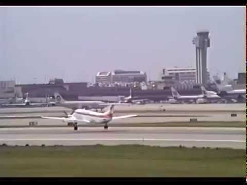Denver Stapleton Intl Airport 28 May 1992 YouTube