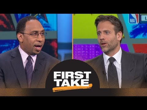 Stephen A. Smith and Max Kellerman debate if Celtics are overrated | First Take | ESPN
