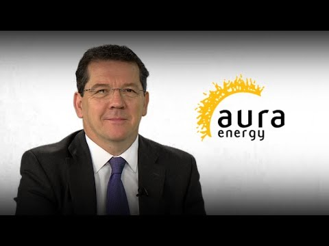 Aura Energy on expansion and cutting costs | CEO Talks