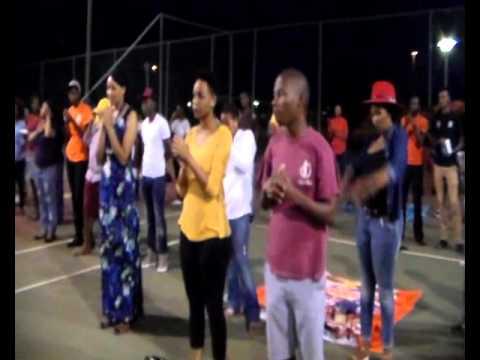 Pastor Tshediso and Pastor Jason