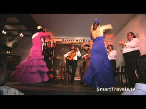 HD TRAVEL:  Madrid: Flamenco - SmartTravels with Rudy Maxa