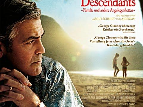 THE DESCENDANTS - FAMILIE UND ANDERE ANGELEGENHEITEN | Trailer [HD]