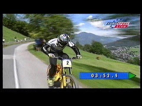 Kaprun MTB Downhill World Cup 1998 Live