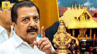 Actor Sivakumar Speaks About Sabarimalai Issue