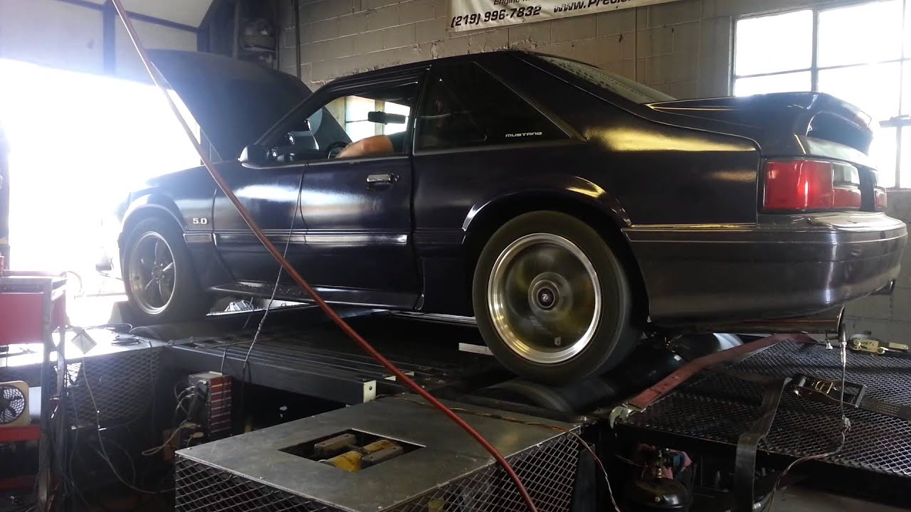 On3 Mustang GT Cobra 5 0L Foxbody Turbo System for 1987-1993