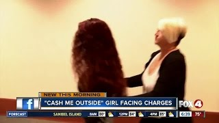 'Cash Me Ousside' teen pleads guilty to theft, other charges