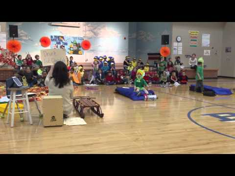 A Year with Frog & Toad Play - Burnt Hickory Elementary School