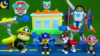 Paw Patrol Ultimate Rescue Toys Autobots Transformers Police Fire Truck Wrong Toys Ty Dinotrux Toy!