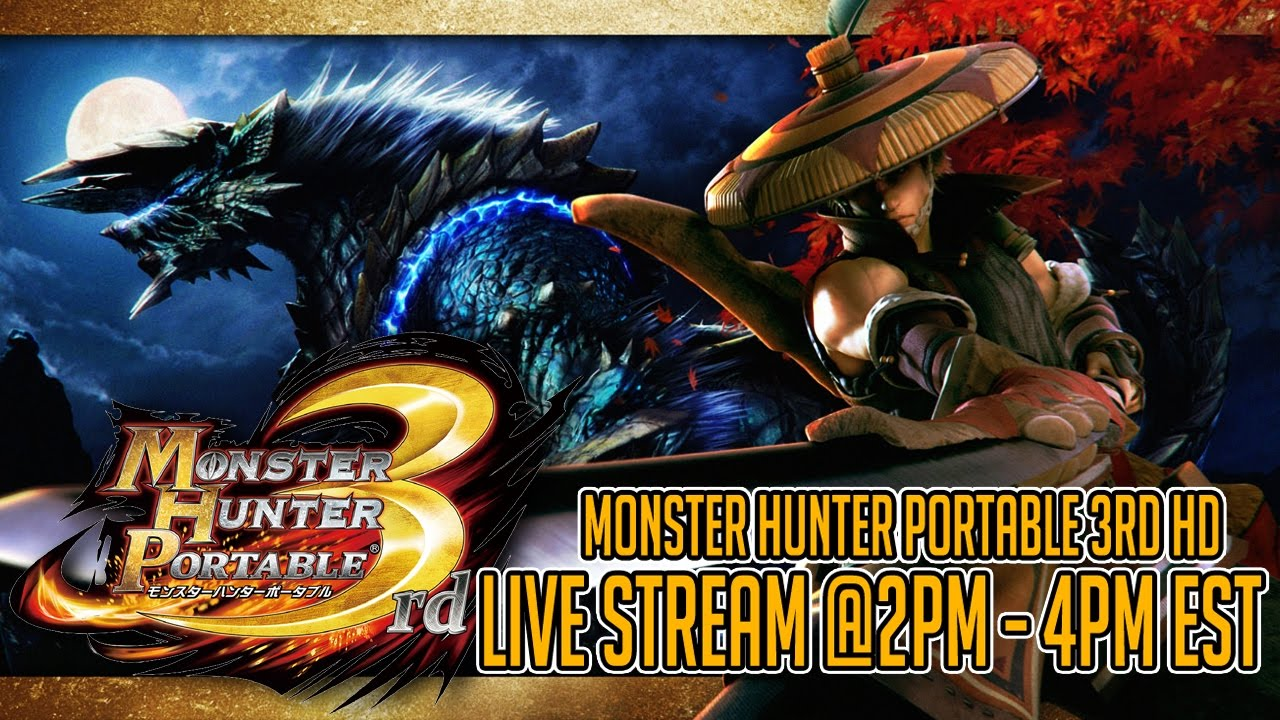 monster hunter 3rd english patch iso
