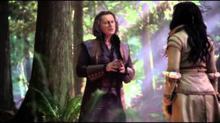 OUAT 3x02 || Rumpelstiltskin and Snow white