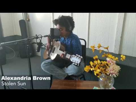 "Alexandria Brown — ""Stolen Sun""  * NPR Tiny Desk Contest Submission (2018)"