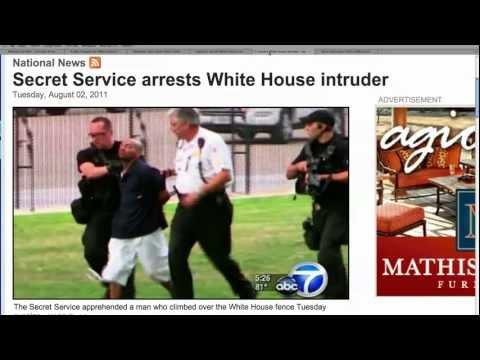 Intruder Arrested at White House