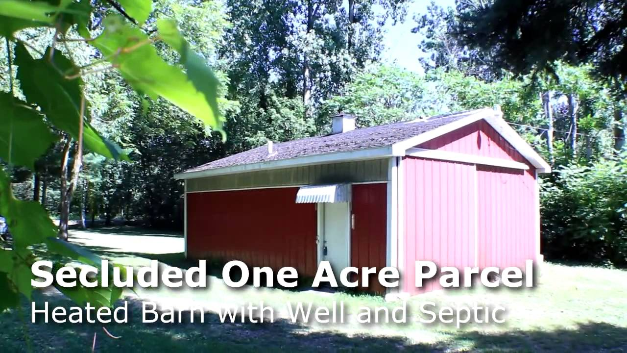 Pole Barn for Sale 2800 Glasgow Rd Jackson MI Real Estate