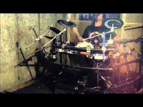 Dragonforce - Lost Souls in Endless Time - Drum Cover