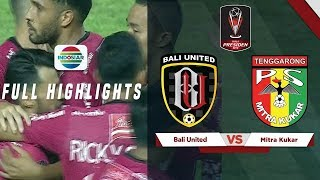 Bali United  3 - 0 Mitra Kukar