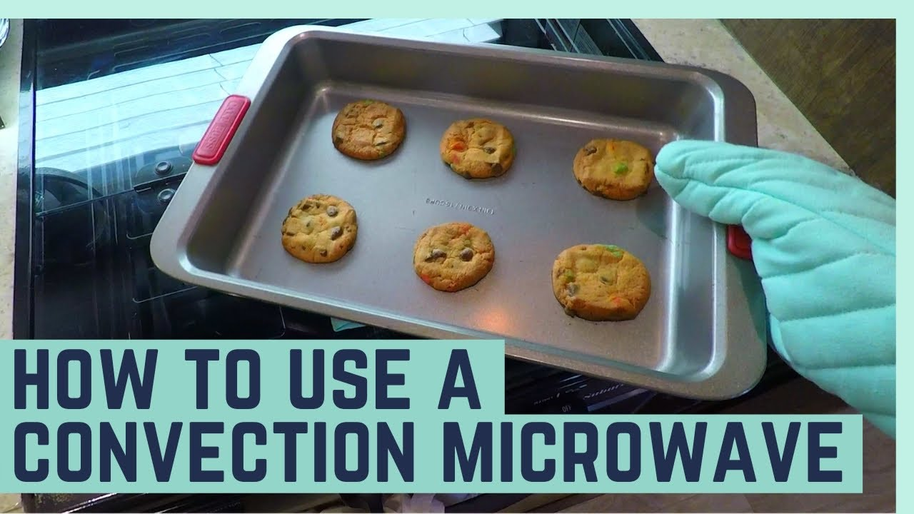 How To Use A Convection Microwave With