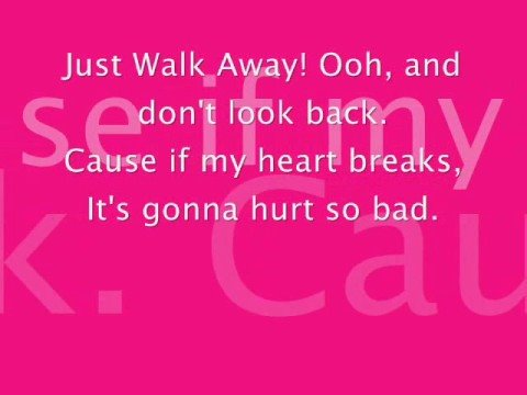 High school musical 3 - walk away with lyrics on screen!