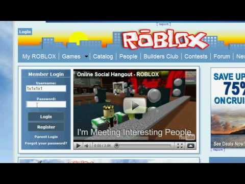 I Found 1x1x1x1s Password On Roblox Youtube - password roblox 1x1x1x1
