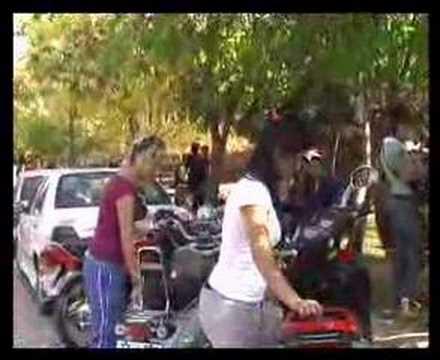 kırıkkale motorsiklet süren kızlar outwork müzik