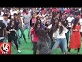 Laxma Reddy Flags Off Sreenidhi Cancer Foundation's Walk For A Hope 2K Run | V6 News